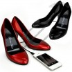 Gimme Tunes Stiletto Speaker Shoes