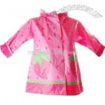 Girls' Berry Sweet Rainwear - Pink