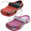 Girls' EVA Injection Clog Sandal with Colorful Styles