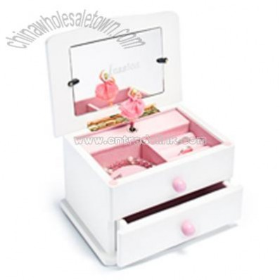 Girl's Musical Jewelry Box