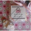 Girly Purse Guest Soaps