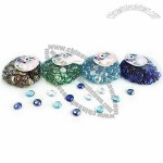 Glass Bead Marbles, Suitable for Aquarium and Floral Arrangement