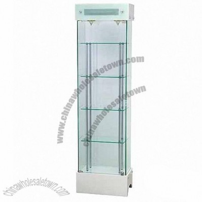 Glass Display Cabinet 50*33*180CM