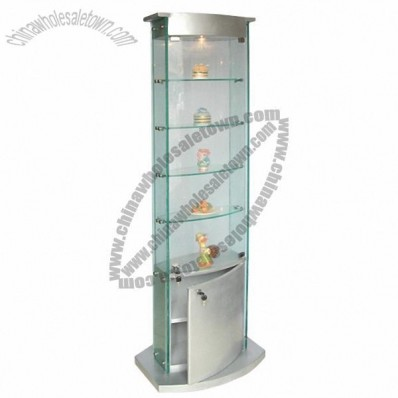 Glass Display Cabinet 56*45*174CM