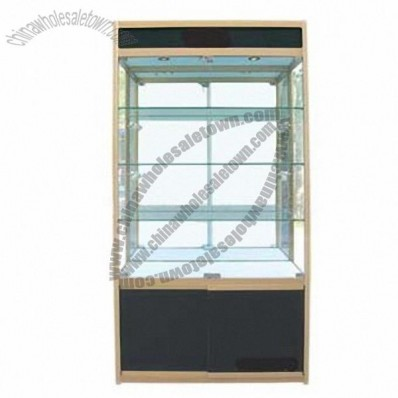 Glass Display Cabinet L1000xW400xH2000mm