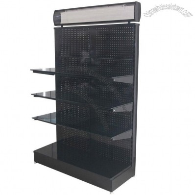 Glass Display Stand 1200x450x2000 mm