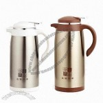 Glass Inner Coffee Pots With 1300 And 1500ml Capacity