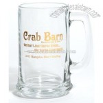 Glass Tankard Mug