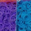 Glitter Loom Rubber Bands Refill