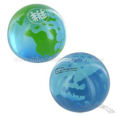 Global / Earth Gel Stress Balls