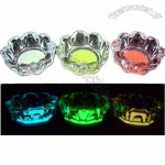 Glow Flashing Ashtray