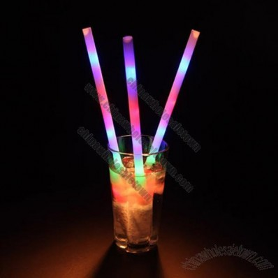Glow Stick Light Up Straws
