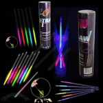 Glowing Suction Tubes Drinking Glow Straw