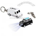 Go Key Lights with Removable Toy Vehicles