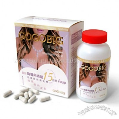 GoGoBig Breast Enhancement Pills