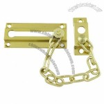 Gold Chain Door Guard