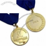 Gold Copper Metropolitan Medals