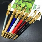 Gold Dust Floating Liquid Pen