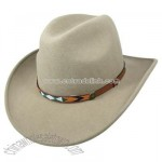 Golden Gate Thunder cowboy hat