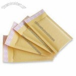 Golden Kraft Bubble Envelope with High-slip Lining for Easy Product Insertion