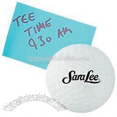 Golf Ball Magnet Stress Ball