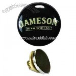 Golf Ball Marker With Magnetic Lapel Pin
