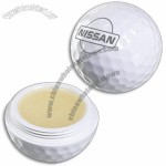 Golf Ball Shape Lip Balm