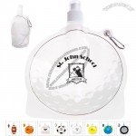 Golf Ball Sportrs Collapsible Water Bottles