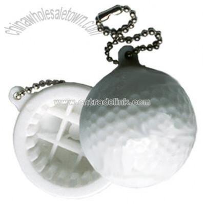 Golf Ball Twist Off Bottle Opener