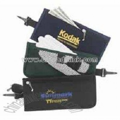 Golf Caddy Pouch