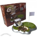 Golf Smoking Gift Set
