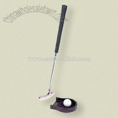 Golf Training Stretch Putter Set