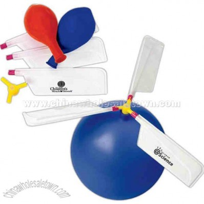 Goofy Group Balloon Helicopter Stress Reliever
