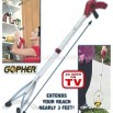 Gopher Pick Up And Reaching Tool - As Seen On TV