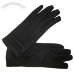 Graceful Lady's Cashmere Warm Winter Gloves