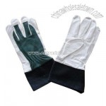 Grain Leather Gloves