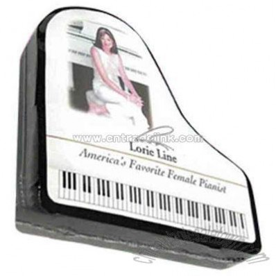 Grand Piano - Shaped compressed t-shirt