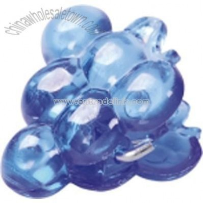 Grape shape plastic clip