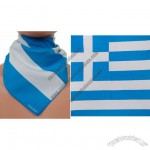 Greece Flag Bandana