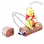 Greedy PoohBear USB Flash Drive Disk