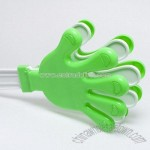 Green & White Giant Hand Clapper