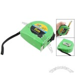 5M 16ft Retractable Measuring Tool Tape Measure W Fixed Lock