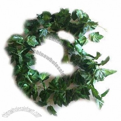 Green Artificial Flower Swags For Party Decorations