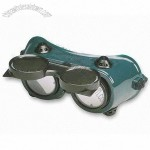 Green Color Gas Welding Goggles