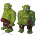 Green Little Monster Stress Balls