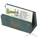 Green Marble Awards & Desk Accessories (Card Holder)