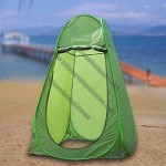 Green Portable Toilet Tent, Clothes Changing Room, Shower Room