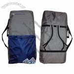 Grey Double Bodyboard Bag