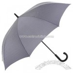 Grey Stripe Umbrella
