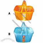 Grocery Basket With customized hangtag at option